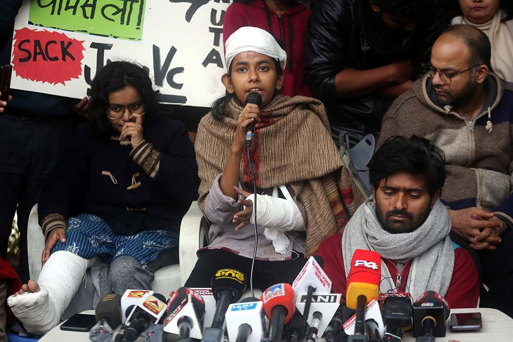 Opinion | Efforts To Undermine JNU Are Actually Attacks On Democratic Idea Of India