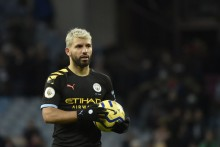 How Does Sergio Aguero Compare To Europe's Elite Number Nines?