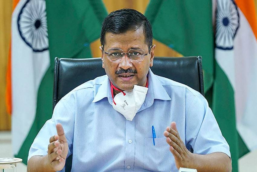 As Covid-19 Cases Spike, Kejriwal Launches 'Delhi Corona' App To Give Info About Bed Availability