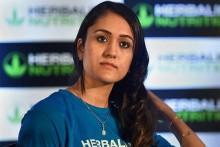 Table Tennis Star Manika Batra Nominated For Khel Ratna