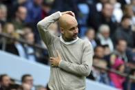 Manchester City Boss Pep Guardiola 'Has A Dream' To Coach A National Team