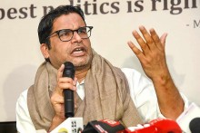 Madhya Pradesh: Congress Says It's Talking To Strategist Prashant Kishor For 24-seat Bypolls