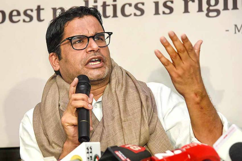 Madhya Pradesh: Congress Says It's Talking To Strategist Prashant Kishor For 24-seat Bypolls