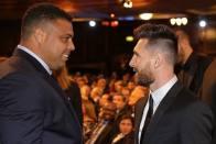 No Cristiano Ronaldo In Ronaldo's Favourite Five, Rated Lionel Messi As The Best