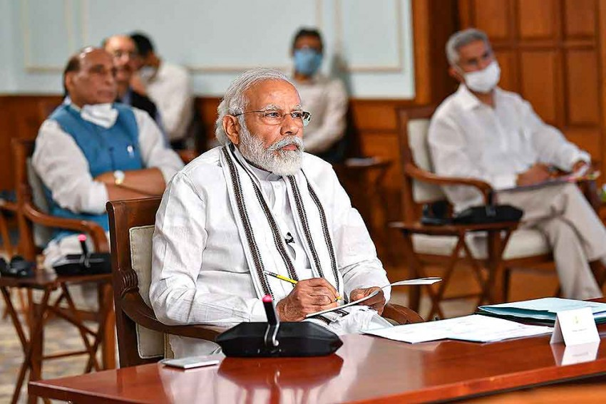 PM Modi's Office Says 'Attempts Being Made To Misinterpret' His Remarks At All-party Meet