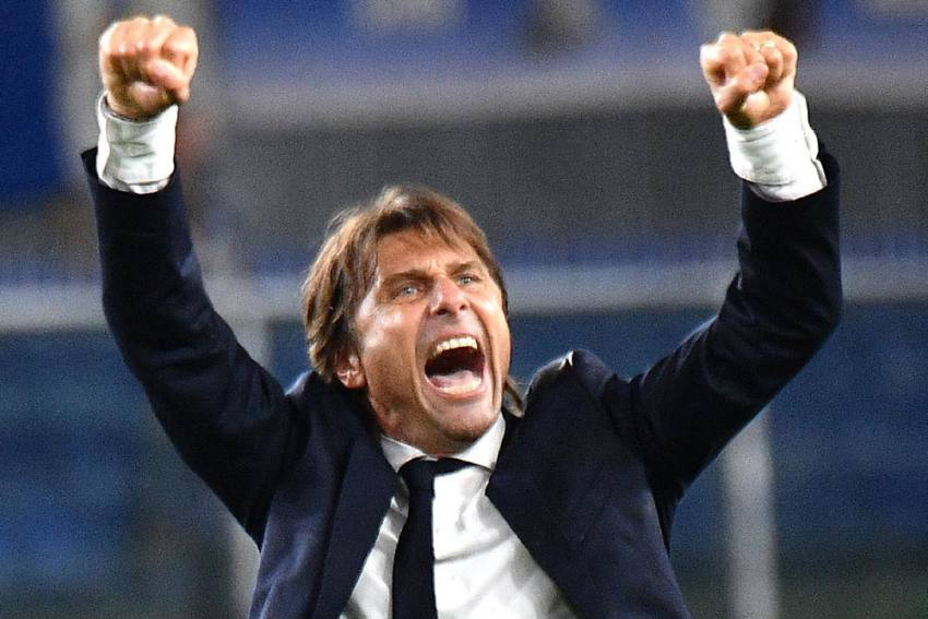 Serie A: Antonio Conte Eyes Inter Title Push, Backs Christian Eriksen To Deliver