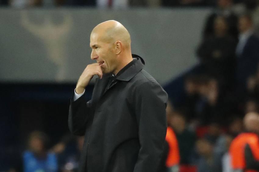 Gerard Pique Comments Change Nothing For Zinedine Zidane In La Liga Title Race