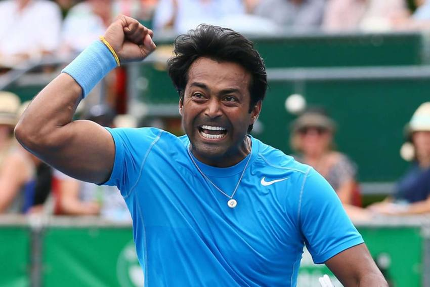 Martina Navratilova, Hingis Wanted To Win With Me, 18 Grand Slams Need A Lot of Effort: Leander Paes