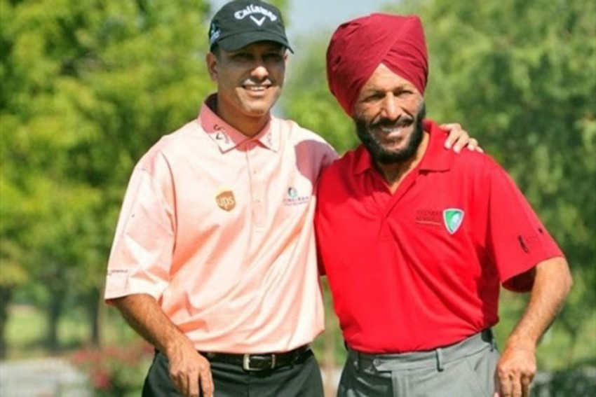 On Father's Day, Golfer Jeev Says How Dad Milkha Singh Taught Him Value Of 'Pacing' Race Called Life