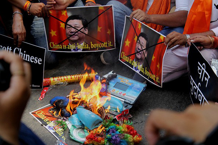 'China Enjoys Watching India Boycotting Its Products': Expert