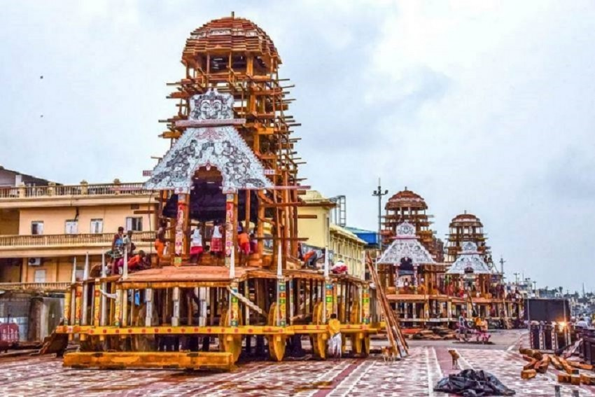 Jagannath Chariots Set To Roll In Puri Tomorrow After Supreme Court Ruling