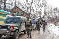 Encounter Underway In South Kashmir's Anantnag