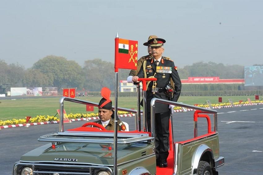 Army Chief Naravane Reviews India's Military Preparedness In Eastern Ladakh