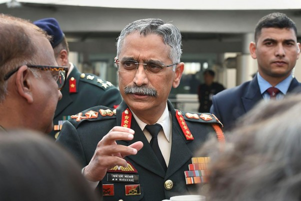 Indian Army Chief To Visit Ladakh Today To Review Situation Amid Tensions With China