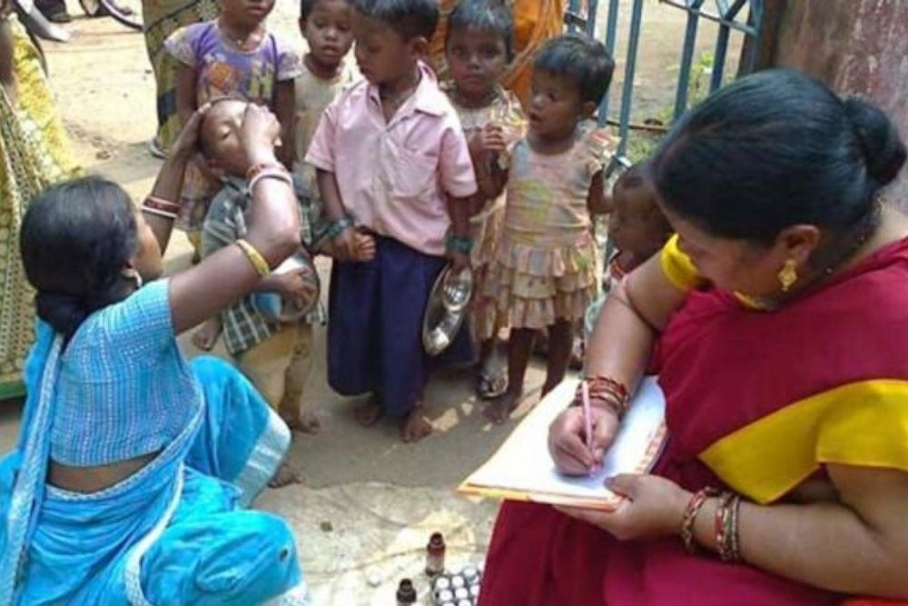 Unsung, Unrecognised, Anganwadi Workers Protect The Most Vulnerable