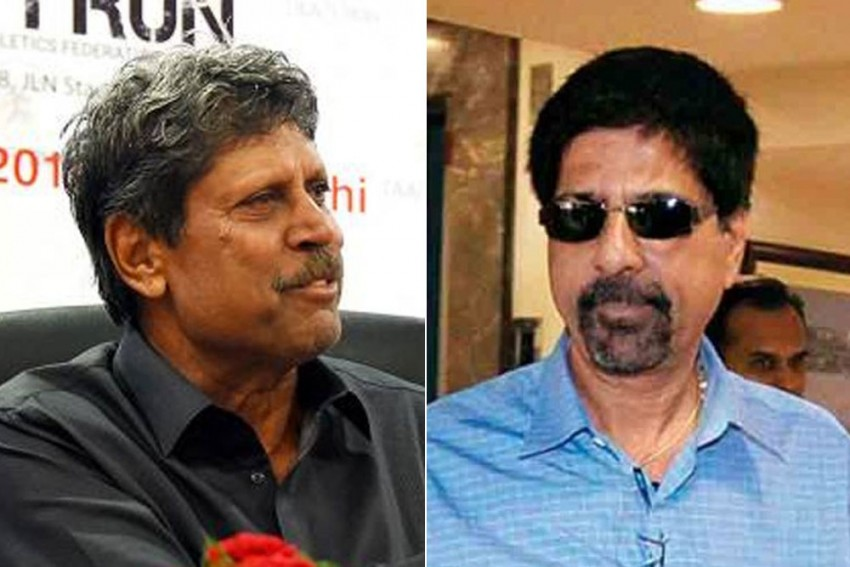 How Kapil Dev's Pep-talk Spurred India To 1983 World Cup Victory, Reveals Kris Srikkanth