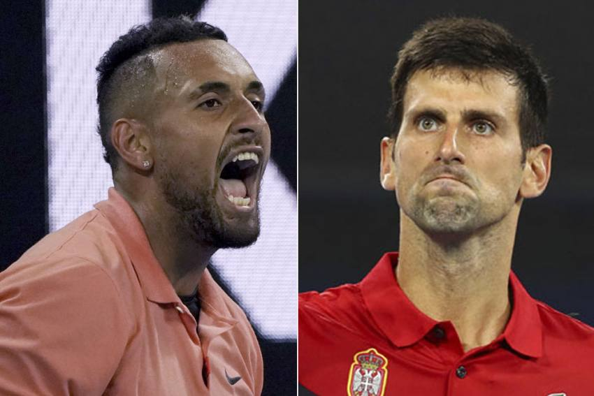 Nick Kyrgios Slams Novak Djokovic And Co For Partying During Adria Tour