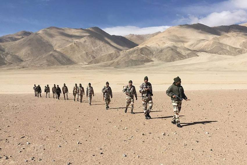 China Deploying Large Contingent Of Troops Along LAC In Ladakh Since Early May: MEA