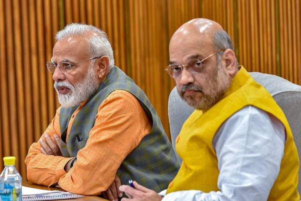 'Free Speech, Press, Courts Trampled': BJP Comes Down Heavily On Congress Over Emergency