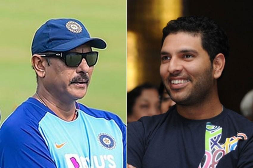 Yuvraj Singh's 1983 World Cup Tweet Leads To Hilarious Conversation With Ravi Shastri