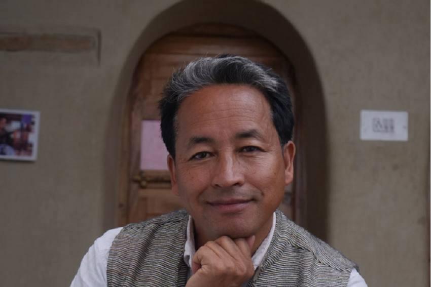 We Should Boycott Chinese Products For Ethical Reasons: Activist Sonam Wangchuk