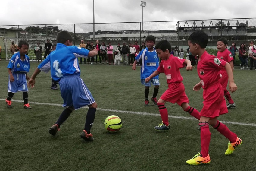 Get Addicted To Football, Say Indian Legends In Unison