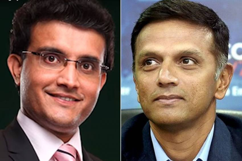 Sourav Ganguly-Rahul Dravid Partnership Important For Indian Cricket, Says VVS Laxman