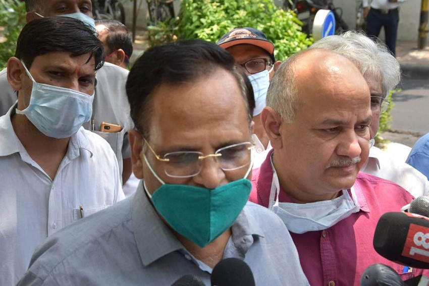 Delhi Health Minister Satyendar Jain Recovers From Covid-19, To Be Discharged Today