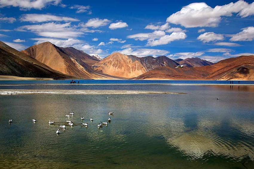 Pangong Tso: Why It's A Sore Finger In Relationship Between India And China