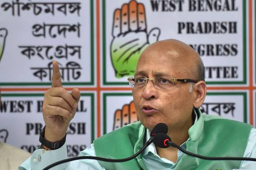 Congress Leader Abhishek Singhvi Tests Positive For COVID-19: Report