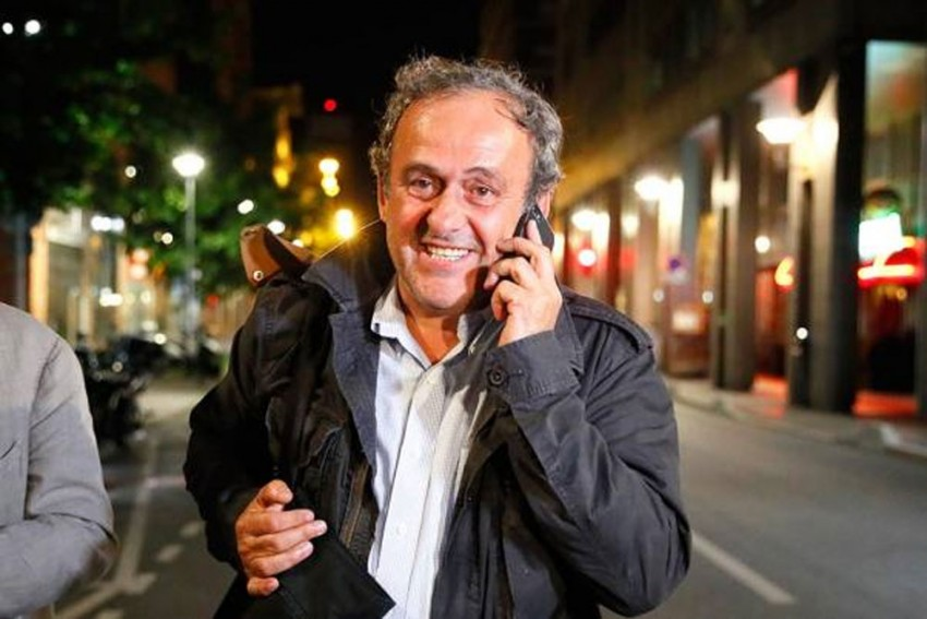 Michel Platini Now A Formal Suspect In Swiss Case