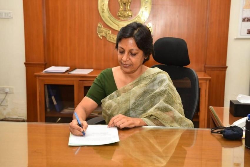 Vini Mahajan Appointed Punjab's First Woman Chief Secretary
