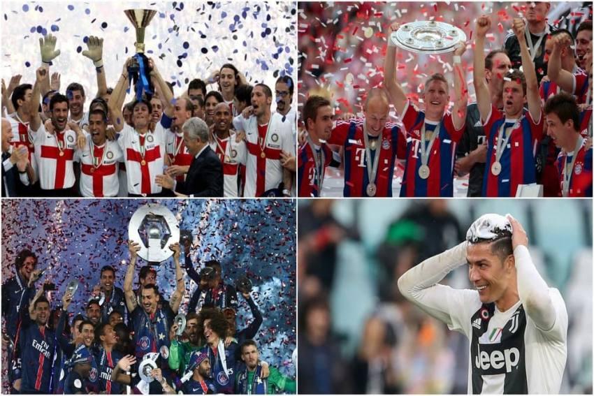 Liverpool Win Premier League: The Earliest Title Wins Across Europe's Top Five Divisions