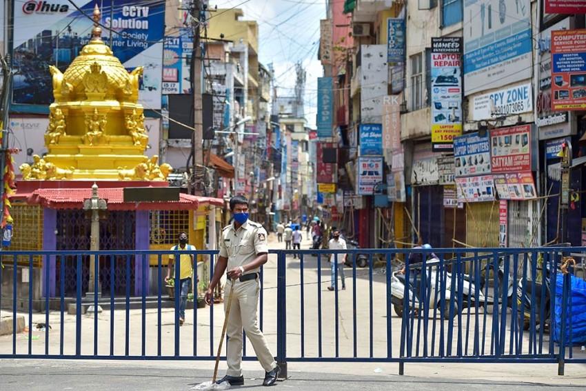 Covid-19: Karnataka Announces Total Lockdown On Sundays Starting July 5