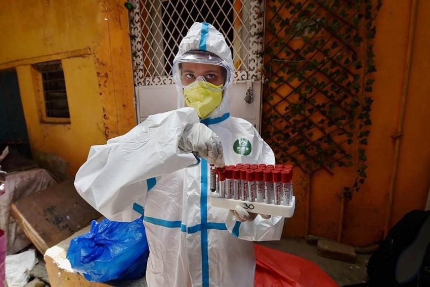 Covid-19: Delhi Receives Free Kits For 4.7 Lakh RT-PCR Tests, 50k Rapid Antigen Tests