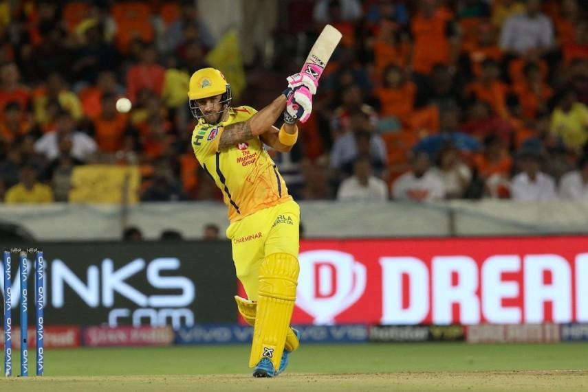 IPL: Faf Du Plessis Hails Chennai Super Kings' Dressing Room