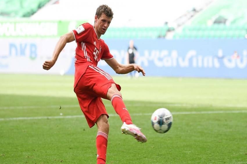 Wolfsburg 0-4 Bayern Munich: Thomas Muller Makes History