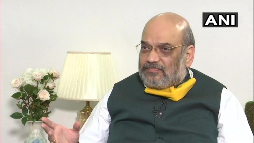 'No Community Transmission Of Covid In Delhi,' Says Amit Shah