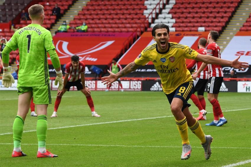 Sheffield United 1-2 Arsenal: Dani Ceballos Strikes Late To Send Gunners Through To FA Cup Semis