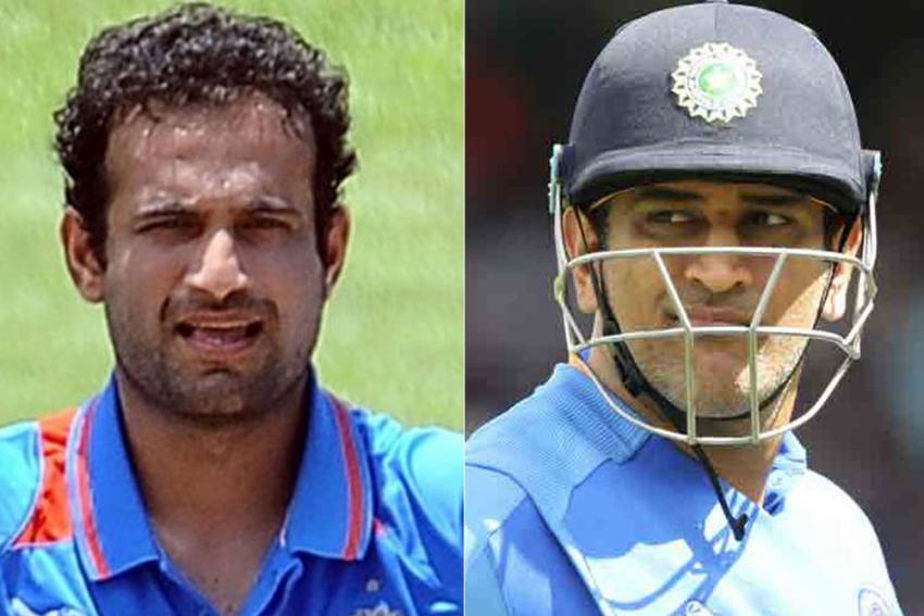 How MS Dhoni Evolved As A Calmer Leader, Explains Irfan Pathan