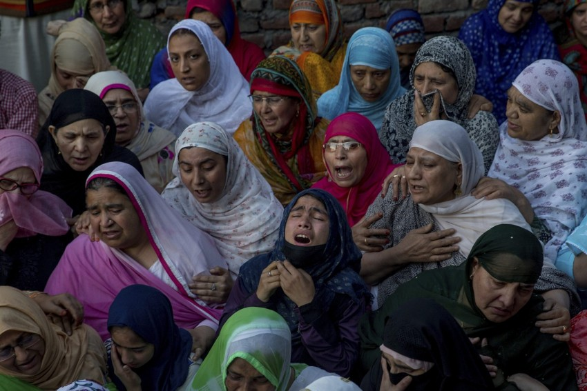 Kashmir: Mother Of Slain Militant Booked Under UAPA; Police Say She Arranges Arms For Ultras