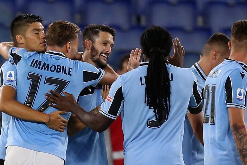 Serie A: Title-chasing Lazio Come From Behind To Beat Fiorentina 2-1