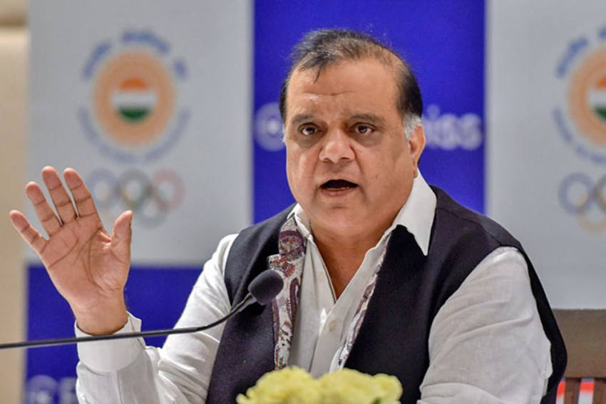 President Narinder Batra Calls For End To Fighting Within Indian Olympic Association