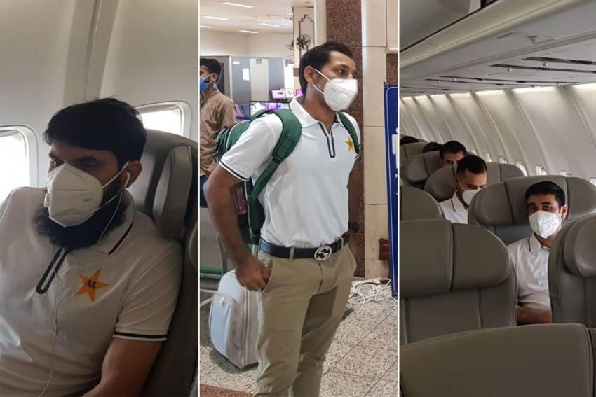 ENG Vs PAK: Pakistan Cricket Team Departs For England Tour