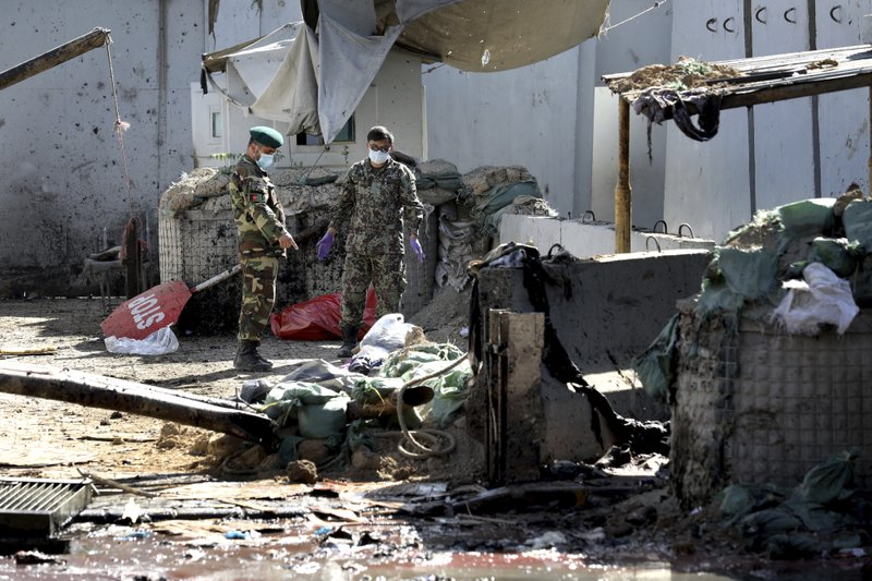 23 Civilians, Including Children, Killed In Car Bomb Attack In Afghanistan Market