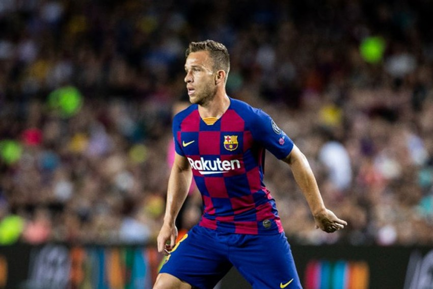 Juventus Reach Agreement With Barcelona For Arthur