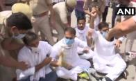 Delhi Congress Chief, Party Workers Detained During Protest Against Fuel Price Hike