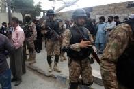 7 Killed In Grenade Attack On Pakistan Stock Exchange In Karachi, 4 Militants Shot Dead
