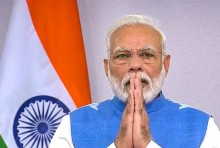 PM Modi To Address Nation On Tuesday Evening