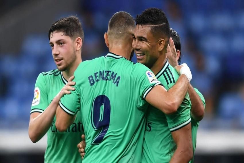 Espanyol 0-1 Real Madrid: Casemiro Sends Los Blancos Two Points Clear